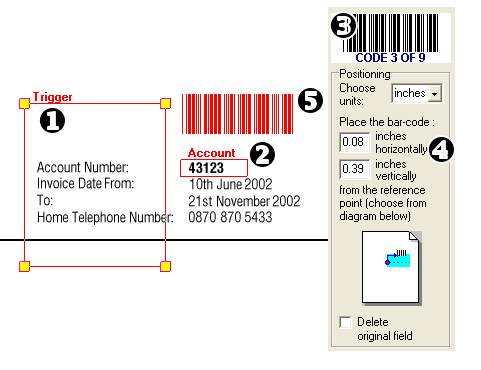 how to add barcodes